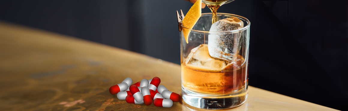 Risks of combining alcohol with pain medications