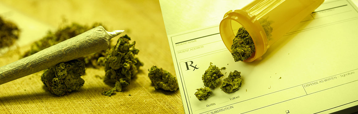 Recreational vs Medical Marijuana North Shore Pain Management Blog Post